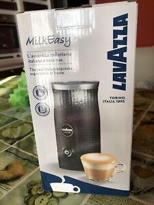 Lavazza Montalatte Elettrico MilkEasy, Macchina per  (Macchina Per Cappuccino)