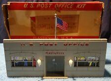 Plasticville O Scale PO-1 Post Office OB