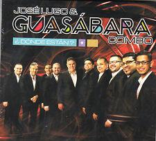 JOSE LUGO Y GUASABARA COMBO - DONDE ESTAN? - EX- PIANISTA DE BOBBY VALENTIN - CD