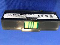 10 Batteries(Japan Li2600mAh)For Intermec 700 MONO Series/730 COLOR#318-011-001