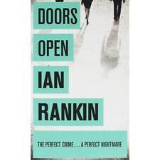 Ian Rankin - Doors Open *NEW* + FREE P&P