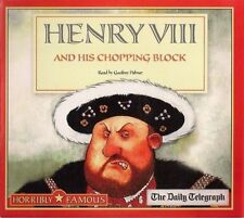 HORRIBLY FAMOUS<>HENRYVIII / MARY QUEEN OF SCOTS / VICTORIA<>3 PROMO AUDIO CDs