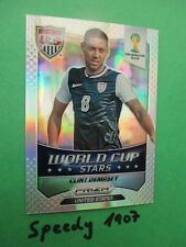 Panini PRIZM World Cup Stars Dempsey Refractor USA  FIFA World Cup 2014