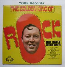 BILL HALEY - The Golden King Of Rock - Excellent Con LP Record Hallmark SHM 773