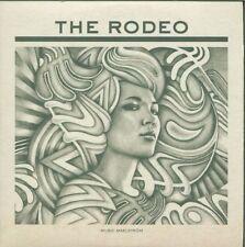 The Rodeo - Music Maelstrom Cardsleeve Promo Full Album Cd Eccellente