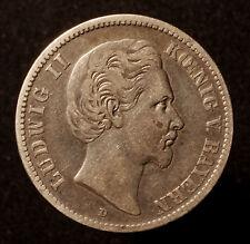 Kgr. Bayern, 2 Mark 1876 D
