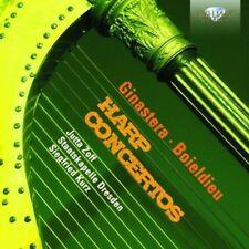 Jutta Zoff - Harp Concertos [New CD]