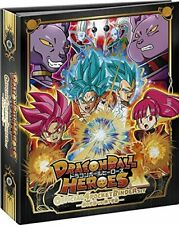Dragon Ball Heroes Official 4 pocket binder provisional set