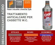 ANTICALCARE PER CASSETTE SCARICO WC LT. 1 FAREN F200 CASSETTA ALTA ZAINO INCASSO