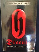 Dracula Hammer Films Action Figure Chtitopher Lee 12 Inches