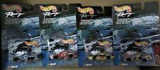 1999 Hot Wheels Racing Deluxe Lot of 4- 40 Marlin, 22 CAT, 66 K-Mart, 33 OAKWOOD