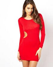 dea39432fe Vestiti da donna rossi ASOS | Acquisti Online su eBay