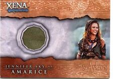 XENA WARRIOR PRINCESS JENNIFER SKY AS AMARICE WORN COSTUME MATERIAL C12