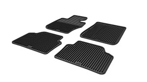 All Weather Rubber Floor Mats For E90 BMW 3 Series 07-12 07 08 09 10 11 328 335