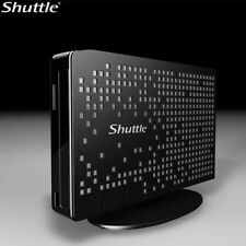Shuttle XS35GTV2 Slim-PC Barebone (Intel Atom D525 2 x 1.8Ghz, DDR3, USB 2.0,