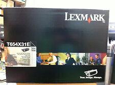 Original Lexmark t654x31e Toner t654 t656 32.000 S t654x11e NEUF A-Ware