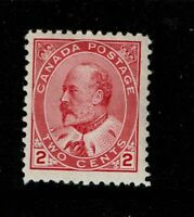 Canada SC# 90, Mint Hinged, Multi Hinge Remnant - S2643