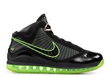 Nike Air Max Lebron 7 VII 2009 Black Electric Green Men's Size 8 375664 006