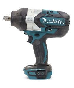 "Makita DTW1002Z 18V Brushless 1/2"" Impact Wrench - Skin Only"