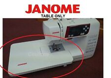 Janome Machine Extension Table Xs50 5030 5050 5100 Dc6030 Dc7100