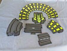 Used Vintage 2 -Lane Artin 1/43  Scale Slot Car Track Lot
