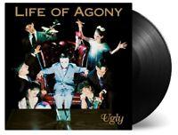 LIFE OF AGONY - UGLY   VINYL LP NEU