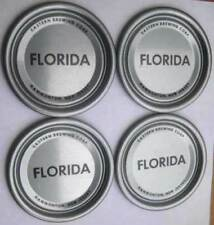 4 FLORIDA Eastern Brewing Corp. Hammonton, NEW JERSEY Vanity LIDS 4 ss Beer CANS
