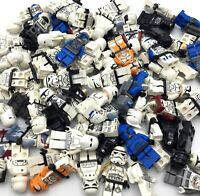 LEGO CLONE TROOPER MINIFIGURES STAR WARS STORMTROOPER RANDOMLY PICKED $6 EACH