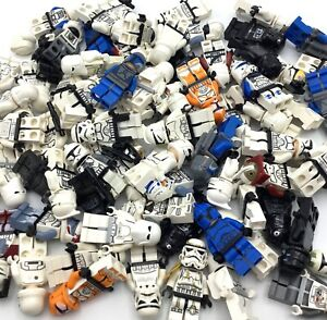 LEGO CLONE TROOPER MINIFIGURE STAR WARS STORMTROOPER RANDOMLY PICKED $8 PER FIG