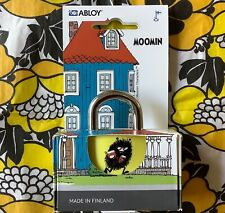 Moomin Abloy PadLock ~ Stinky