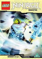 LEGO Ninjago - Masters of Spinjitzu: Season 3 - Part 1 DVD (2015) Dan Hageman