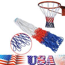 Replacement Basketball Net Nylon Hoop Goal Standard Rim Indoor Outdoor Sports US