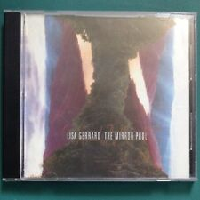 Used LISA GERRARD: The Mirror Pool CD! Dead Can Dance/ World Fusion/ 1995/ 4AD!
