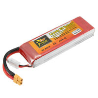 ZOP Power 11.1V 5000mAh 3S 60C Lipo Battery XT60 Plug