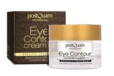 PostQuam Eye Contour Cream Gel Under Eye Decongestive, Smoothing & Firming 15ml