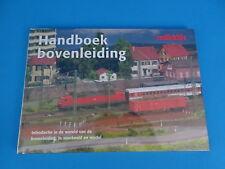 Marklin 03904 Handboek Bovenleiding  NL