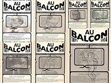 RIMBAUD-Au Balcon 1871-1914-Revue Mensuelle de Littérature d'Art & d'Expressions