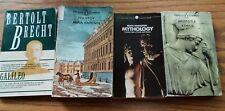 Lot of 4 Vintage Classic Roman Literature/Greek Mythology Books - paperback