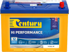 NEW CENTURY 4WD 12V720CCA  BATTERY N70ZZL MF