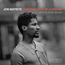 JON BATISTE - CHRONOLOGY OF A DREAM: LIVE LP - RSD BF - NEW - SEALED