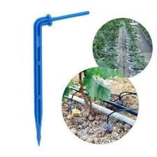 Dripper Micro Drip Irrigation Sprinklers Spray Nozzle Watering X1Y7 Garden Y4B3