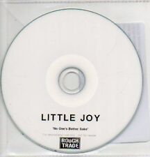 (249L) Little Joy, No One's Better Sake - DJ CD