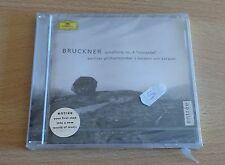 """BRUCKNER: SYMPHONY NO.4 """"ROMANTIC"""" - CD SIGILLATO (SEALED)"""