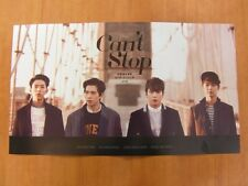 CNBLUE - Can't Stop [OFFICIAL] POSTER *NEW* K-POP