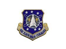 Stargate SG1 ecusson avec scratch Air Force Space Command AFSC patch hook loop