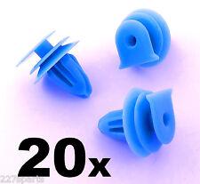 20x Honda Windscreen Cowl, Scuttle Panel, Wiper Motor Cover, Trim Fastener Clips