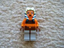 LEGO Star Wars Clone Wars - Rare Padawan Jedi Ahsoka Tano - From 7751 8898