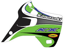 Kawasaki KX KX125  90-91' Apex Decal Kit New!