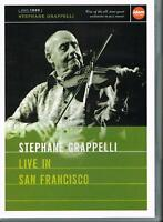 Stephane Grappelli, Live en San Francisco