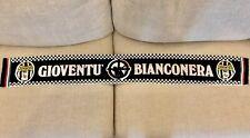 Sciarpa Juventus Gioventù Bianconera in raso